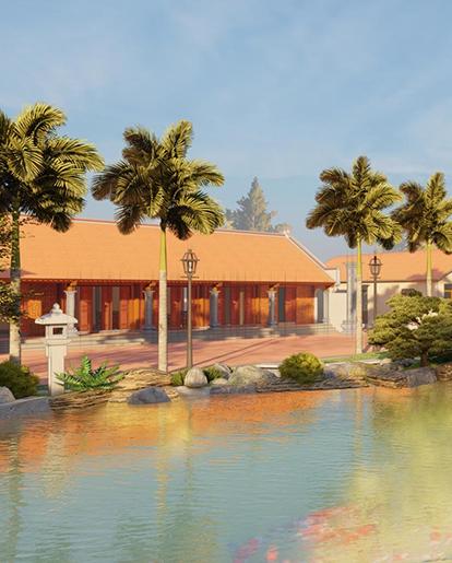 Thiết Kế Nhà Vườn Truyền Thống – Đồng Nai